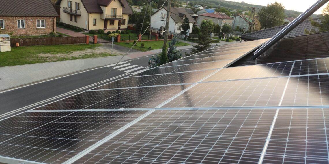 Kolejny zadowolony klient. Pv Solar Project Mateusz Parchyniak